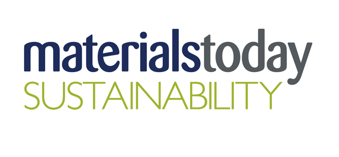 Materials Today Sustainability
